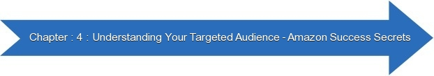 Next: Understanding Your Targeted Audience - Amazon Success Secrets