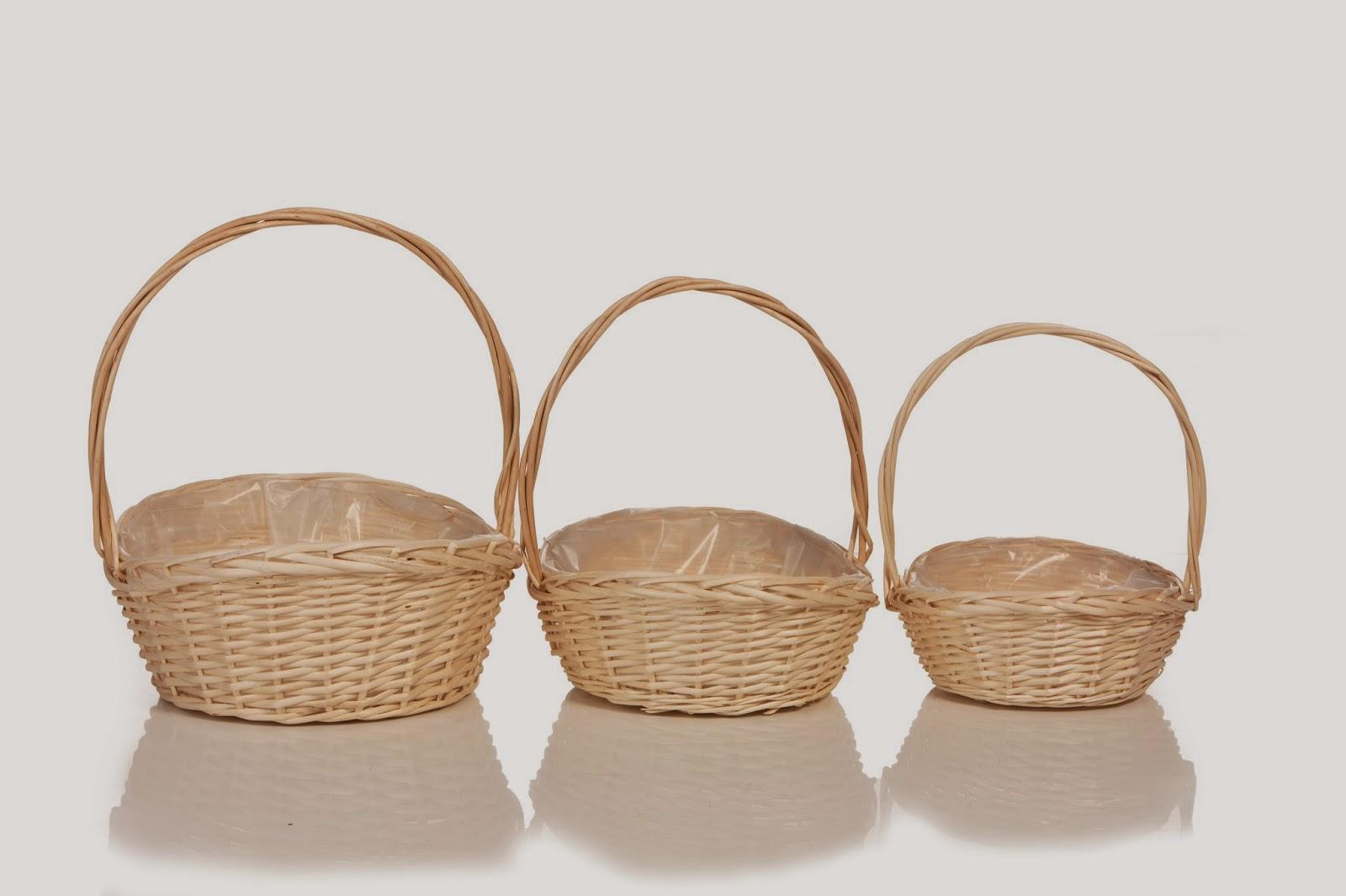 imagen cestas para bodas