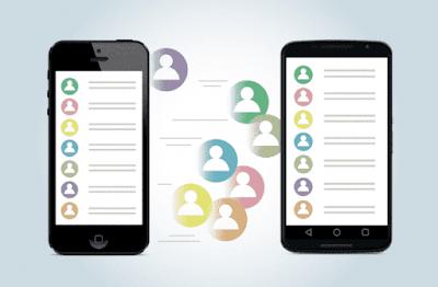Cara Transfer Kontak Dari iPhone Ke Android