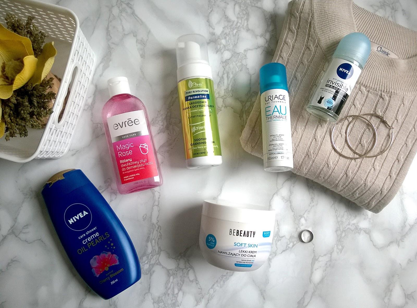 Denko kosmetyczne, czyli jak sprawdziły się produkty do pielęgnacji po zużyciu.