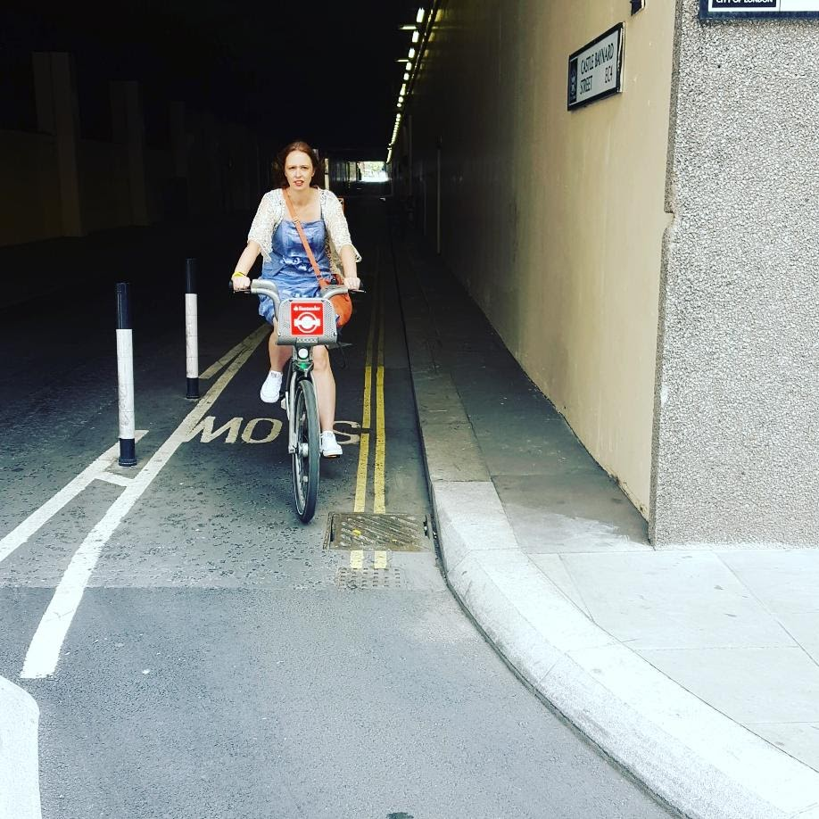 Bike Ride Around London : Welcome To The Weekend