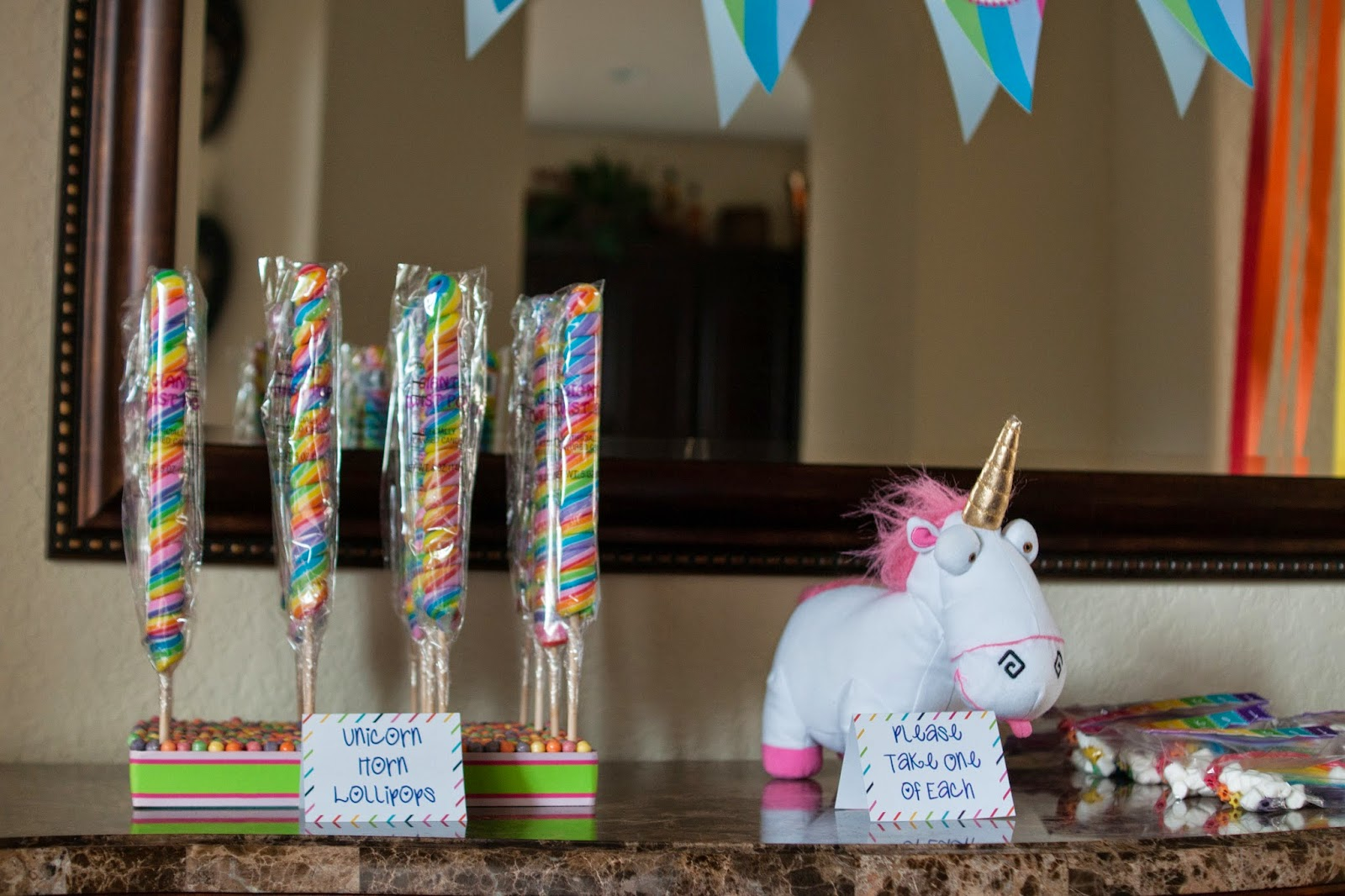 The Sweatman Family Emma S 4th Birthday Unicorn Party