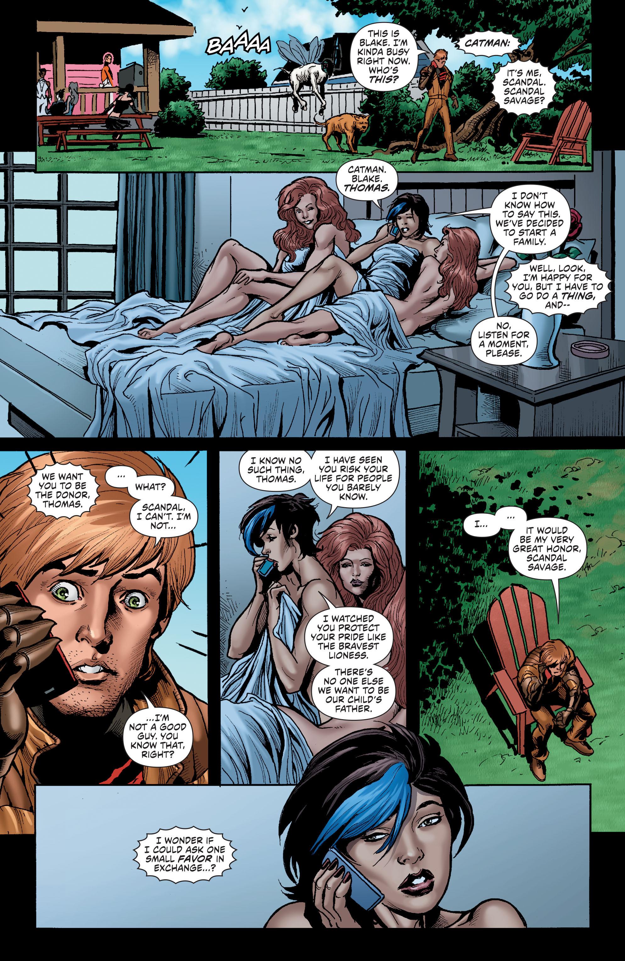 Read online Secret Six (2015) comic -  Issue #13 - 9