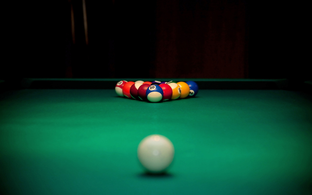 Windows 8 Billiards Wallpapers