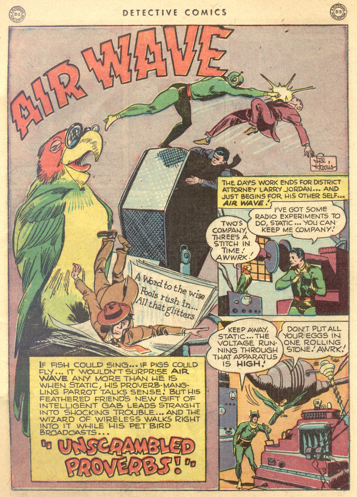 Detective Comics (1937) 135 Page 16