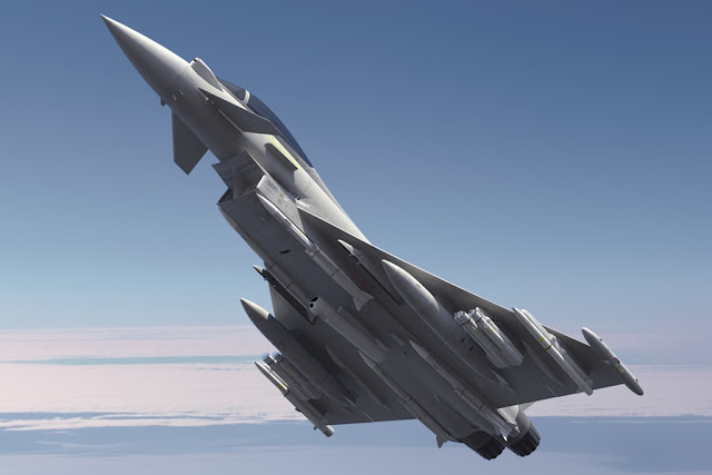 SUCCESSFUL BRIMSTONE TRIALS CONTINUE FOR TYPHOON