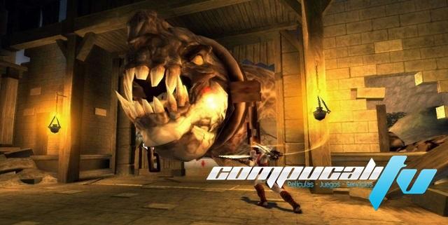 God Of War Chains of Olympus PC Español Repack