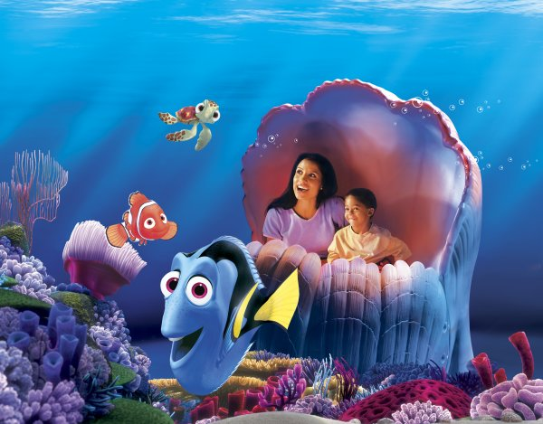 Finding Nemo Disney Walt Disney Movies Fish Animation: Disney Finding Nemo Fish Cartoon Character