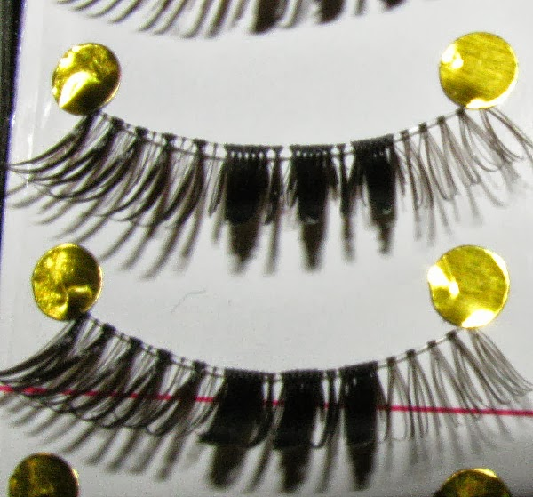 Glamour False Eye Lashes from ES via kkcenterhk