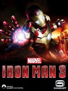 Download Game Iron Man 3 Terbaru