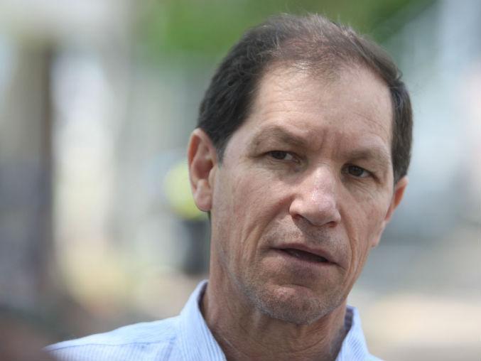 Jaime Ordiales, director deportivo.