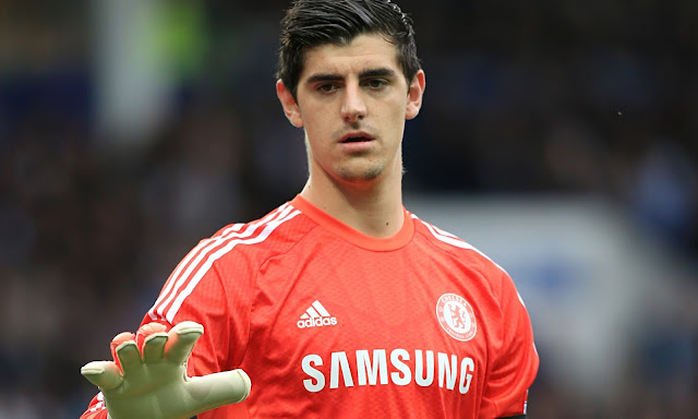 Courtois: Chelsea Must Reach Final