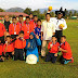 Tempat ke-3 Kejohanan Bola Baling MSSD Kuala Krai