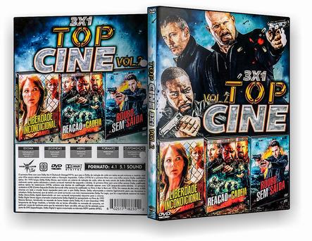 CAPA DVD – Top Cine 3 Em 1 Vol.2 – ISO