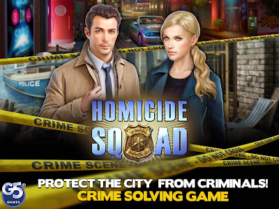 Homicide Squad: Hidden Crimes Apk + Mod For Android Downlaod