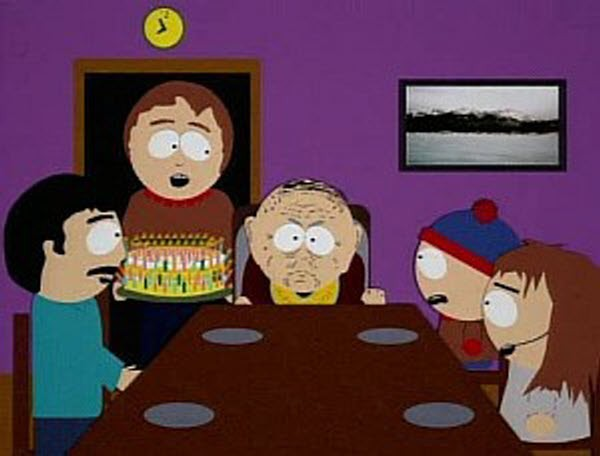 South Park - Season 1 Episode 06: Death