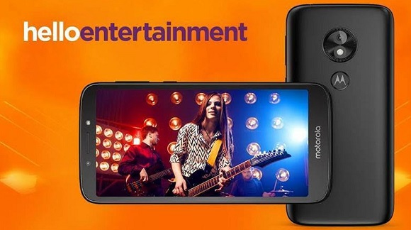 MOTO E5 PLAY GO EDITION OFICIAL