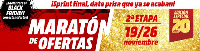 Top 10 folleto Maratón de ofertas (2ª etapa) Media Markt