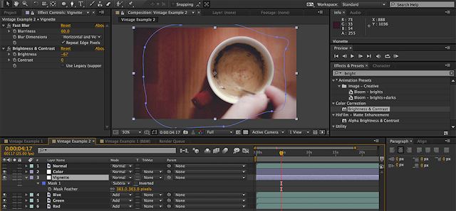 After Effects Template Editing - After effects template editing