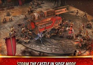 Download Dynasty Warriors: Unleashed v1.0.9.3 Mega Mod APK [Latest Verion]