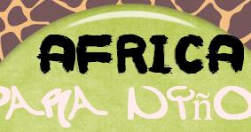 Mochileros Africa Para Niños Mundo De Rukkia