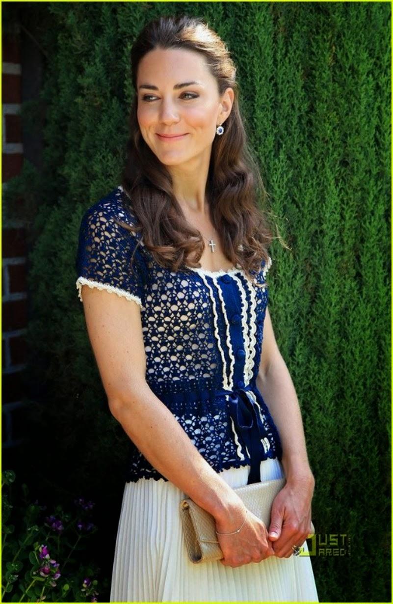 955cfe95f5ae65 ATELIER JOANNA : bluzeczka księżnej Kate Middleton