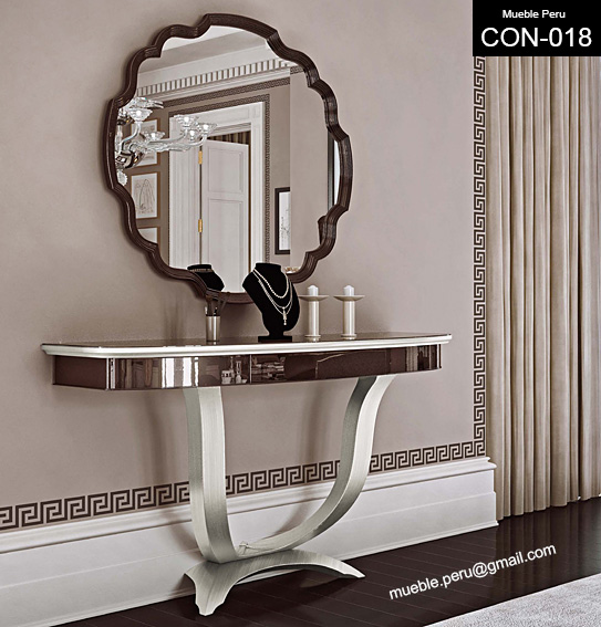 Mueble per muebles de sala modernas consolas para salas for Saga falabella muebles de sala ofertas