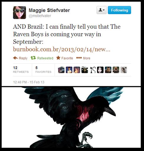 News: Maggie Stiefvater fala sobre o Burn Book 6