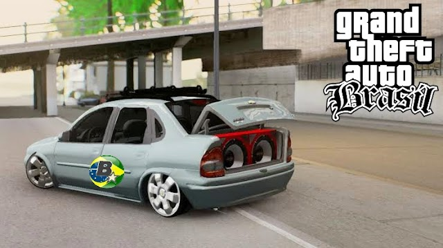SAIU!! GTA BRASIL LITE 84MB Super MODIFICADO Mod GTA 3 PARA ANDROID
