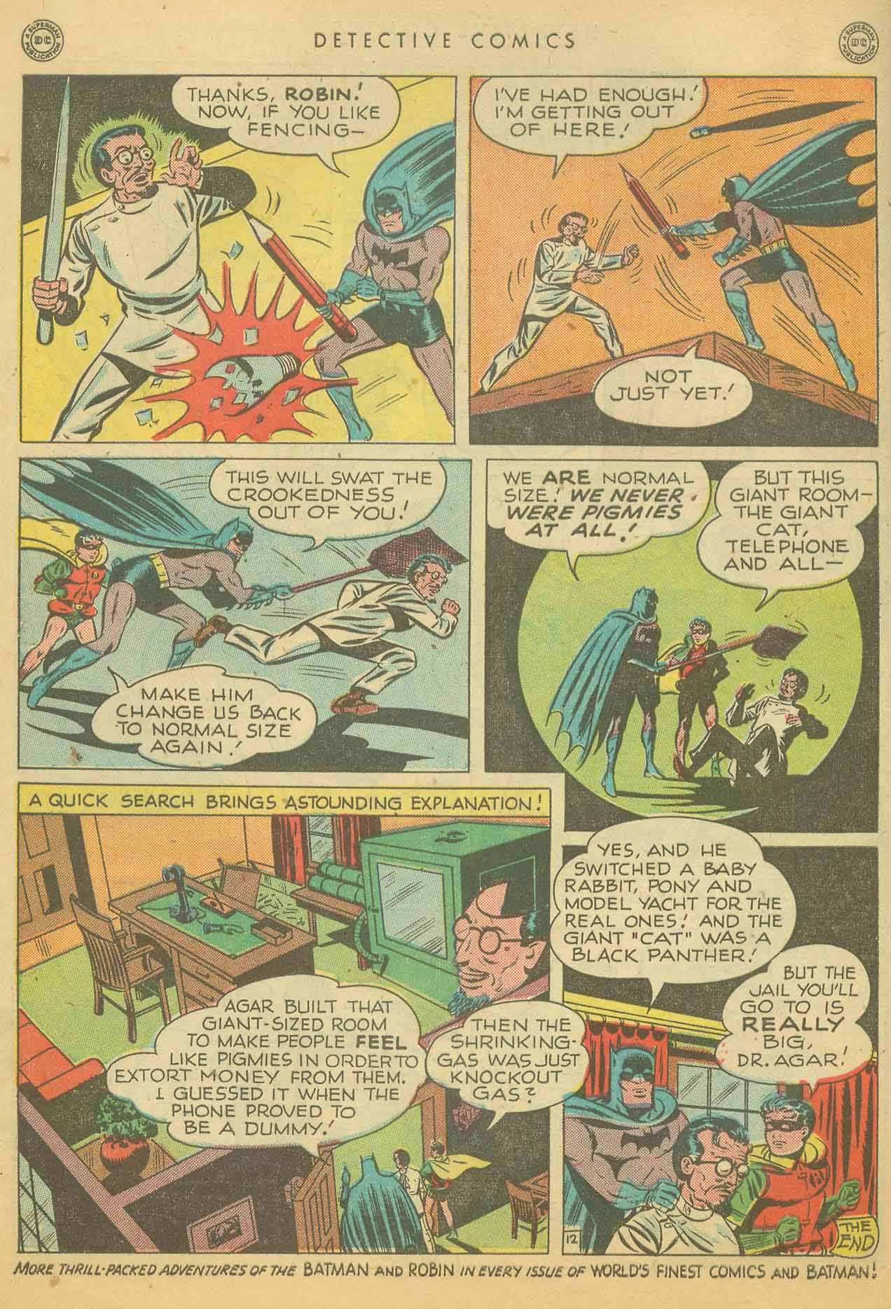 Detective Comics (1937) issue 127 - Page 14