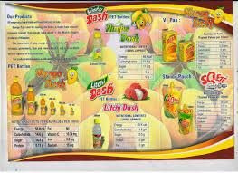 Mango Drinks Manufacturers