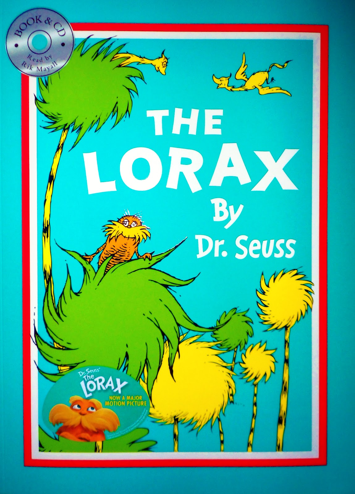 Book Review The Lorax