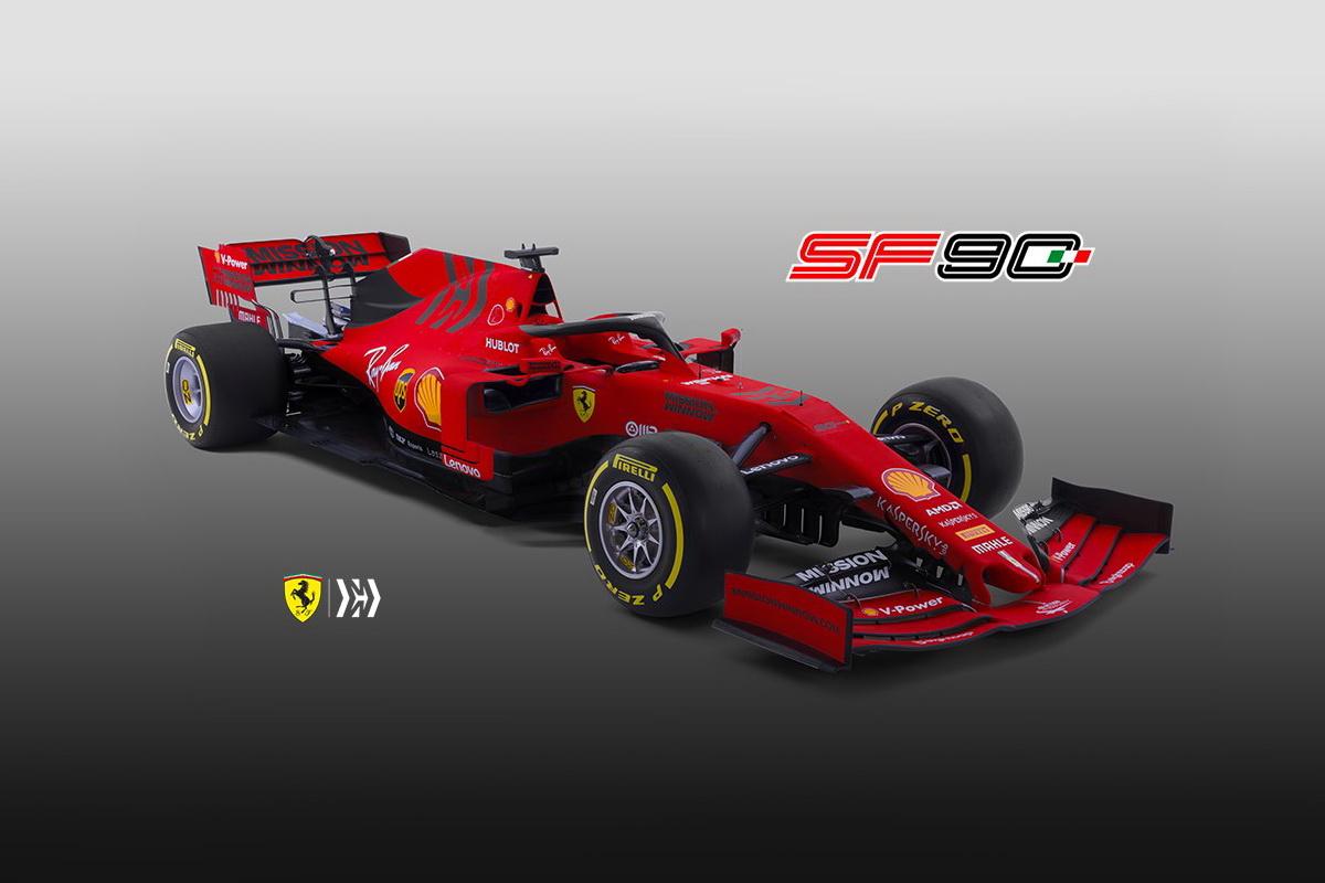 Ferrari Sf90 - Complete Gallery