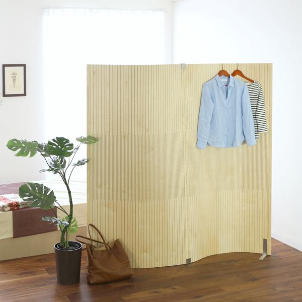 MUKU工房 国産 パーティション おしゃれ 木目 パーティーション  間仕切り アジアン オフィス 部屋 置物 壁 和モダン デザイン
