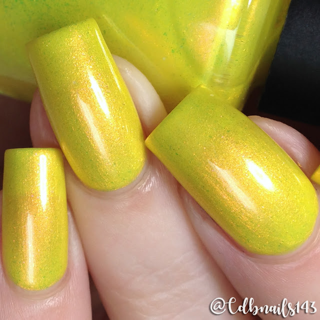 Tonic Polish-Lemons & Cream