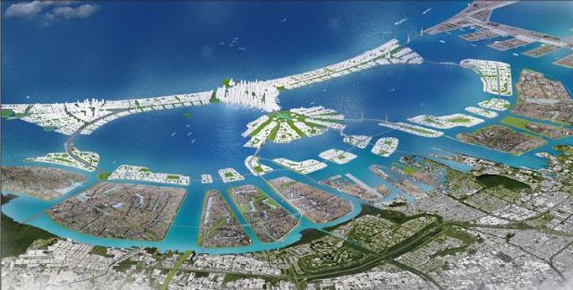 Master Plan Reklamasi Teluk Jakarta