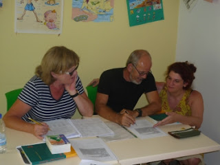 Regular Greek Courses