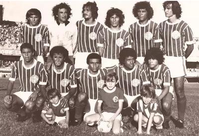 AMERICA'S OLD PLAYERS: O ATACANTE MARCOS PINTADO