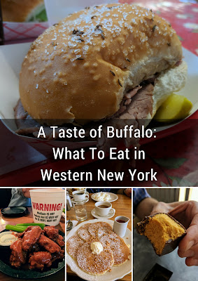 A Taste of Buffalo: What To Eat in Western New York On A Food-Filled Weekend City Break