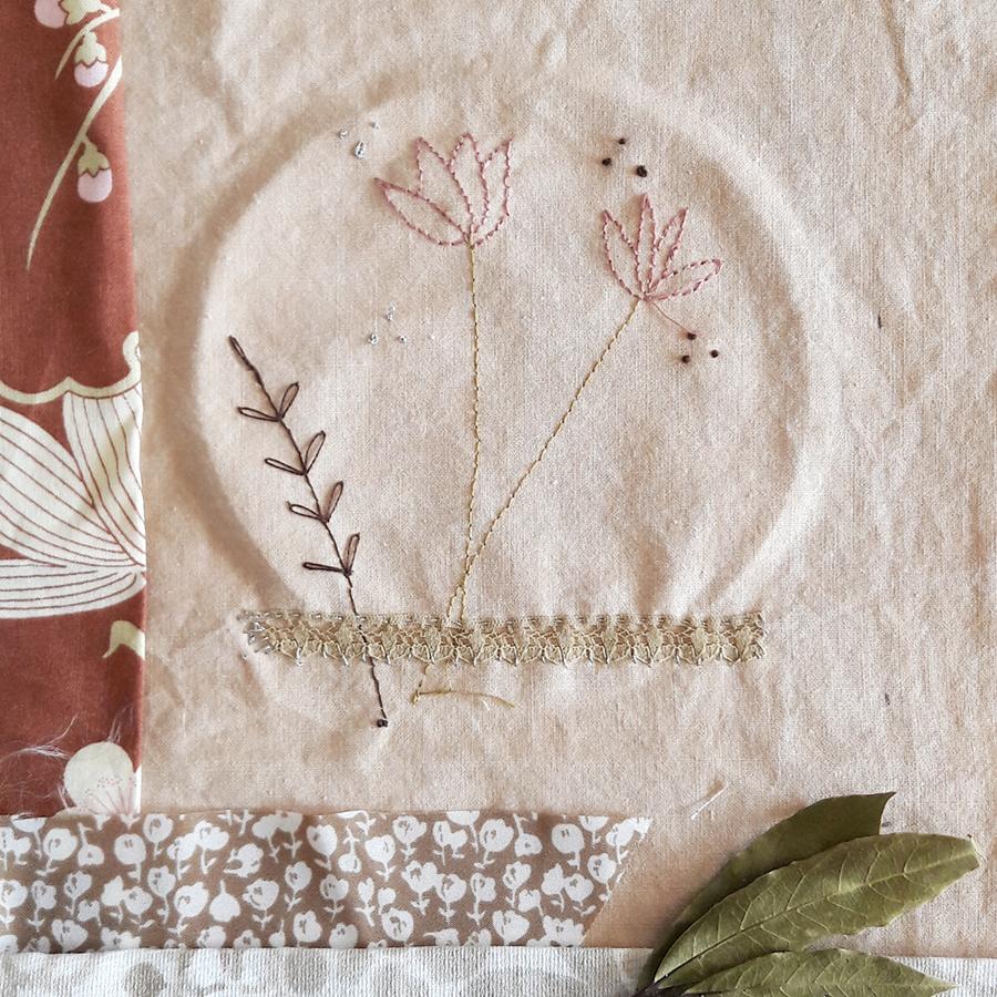 Handmade & Natural - I Giardini ricamati In Bottega