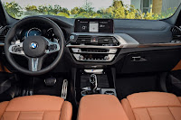 BMW X3 xDrive M40i (2018) Dashboard