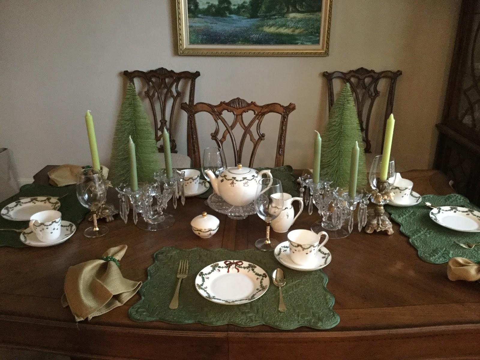 TEA IN TEXAS: A Royal Christmas