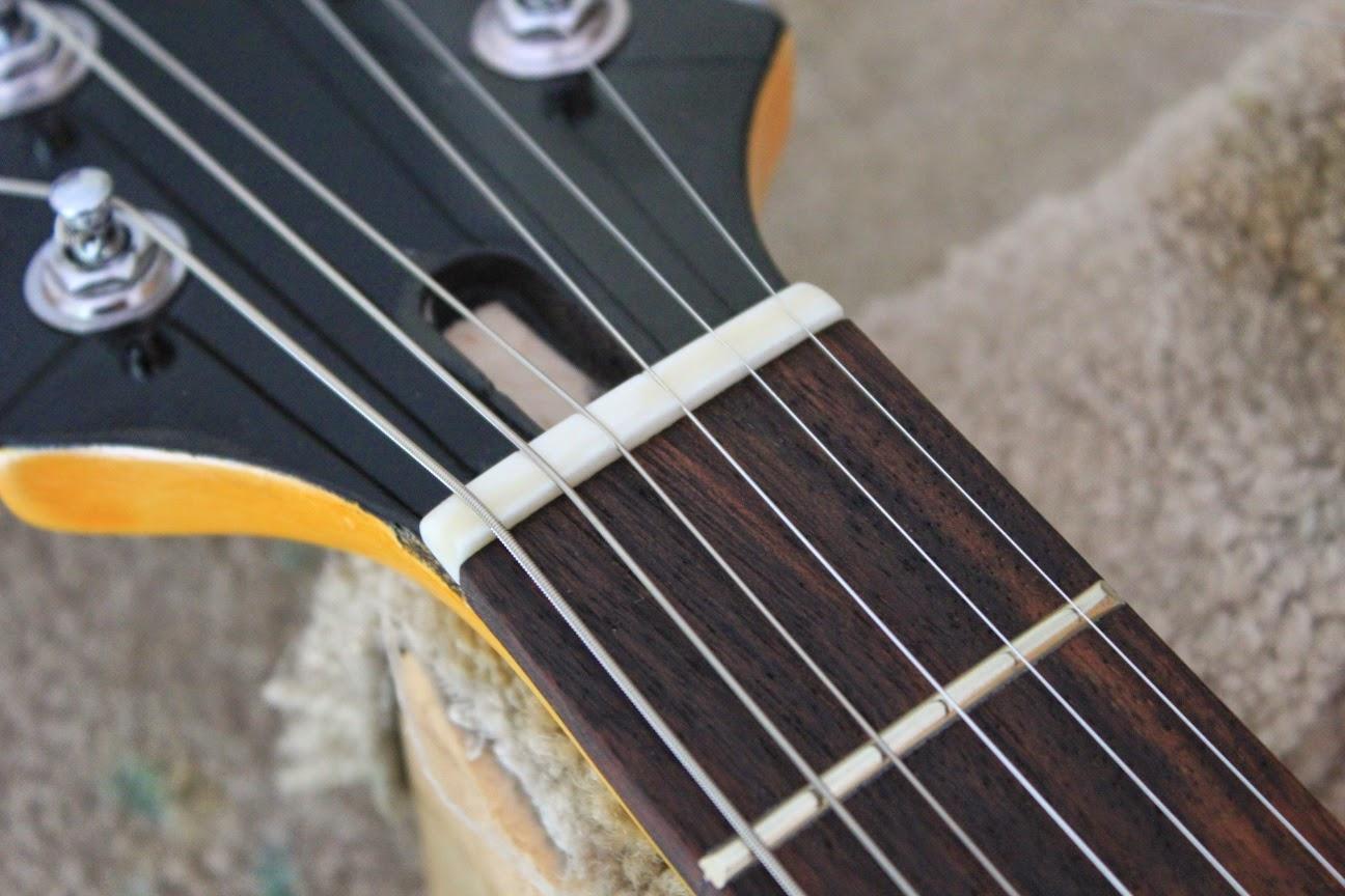 Bone Nuts Guitar : guitar kit builder solid body prs a bone nut ramping the last few frets ~ Hamham.info Haus und Dekorationen
