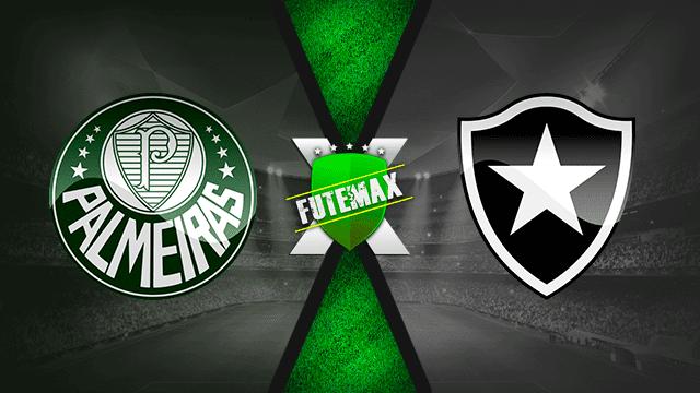 Assistir Palmeiras x Botafogo Ao Vivo