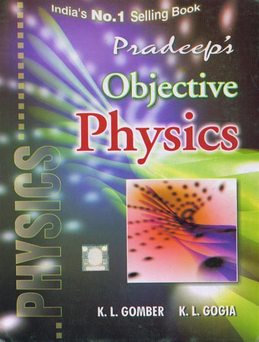 Pradeep Books: Pradeep Objective Physics Vol  I & II