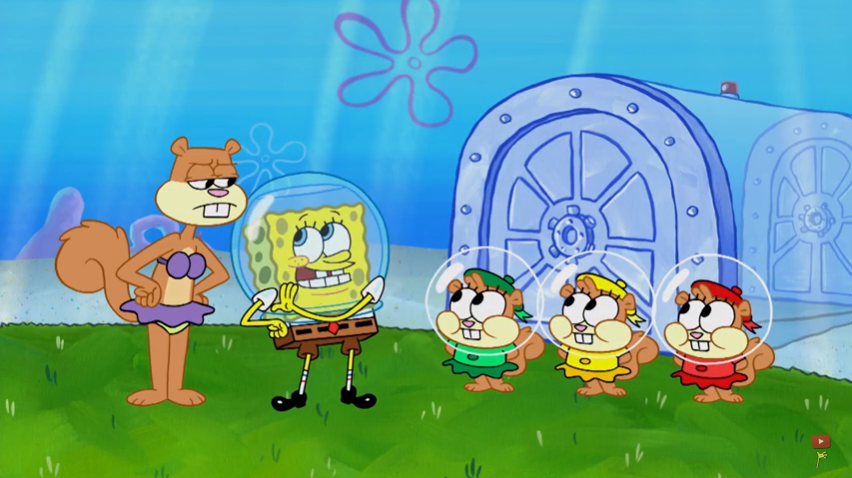 NickALive!: What Did You Think of All New 'SpongeBob ...
