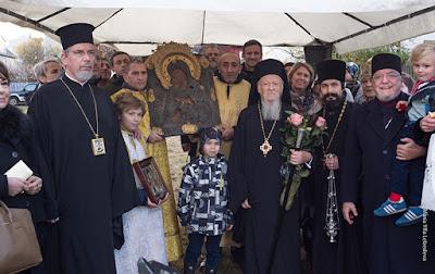 Патриарх Варфоломей Рейкьявик. (c) Maria Ylfa Lebedeva