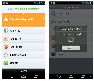 2013 antivirus apps