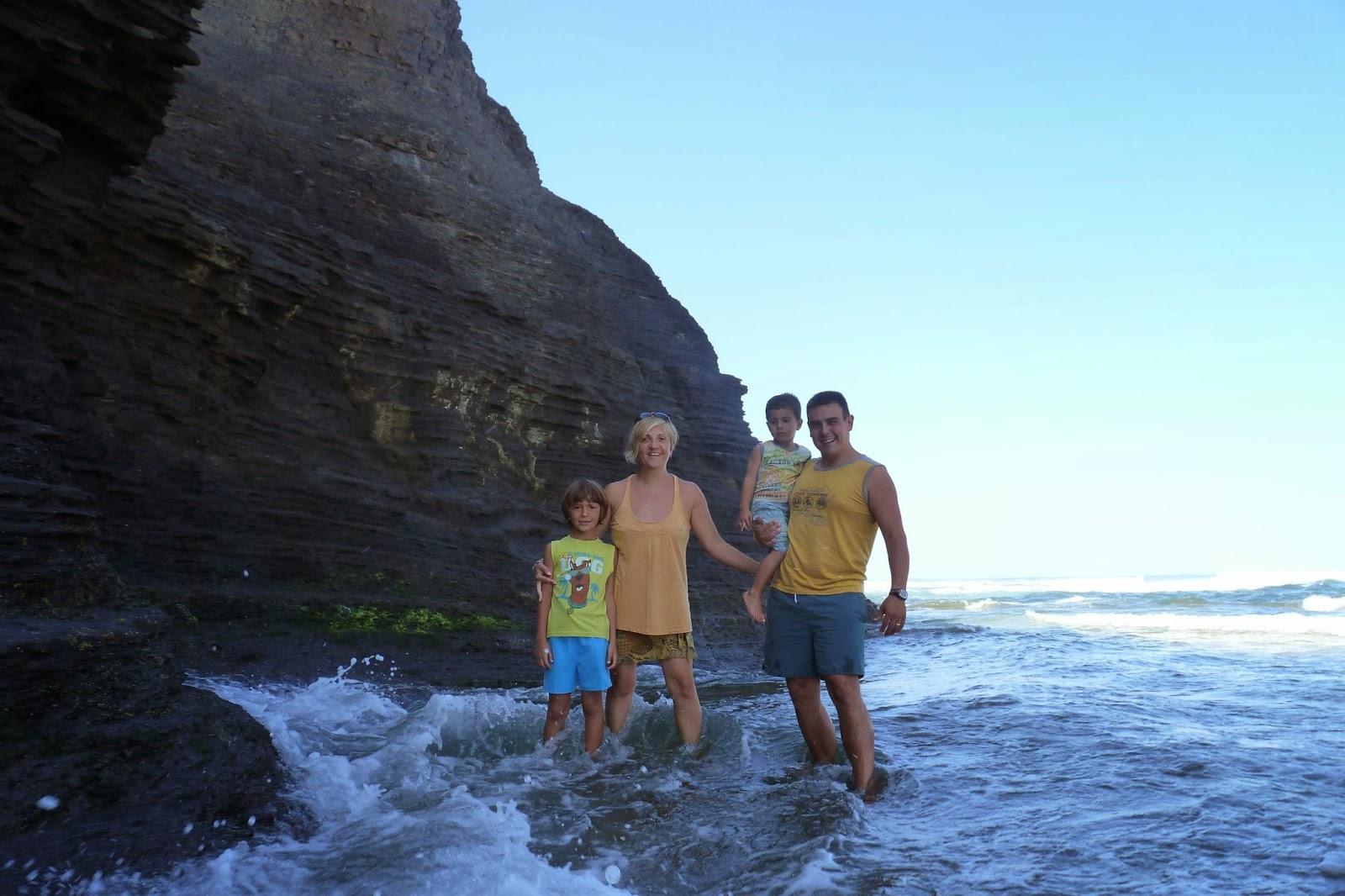 Playa de Monte Clérigo.