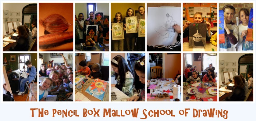 The Pencil Box  School Of Drawing